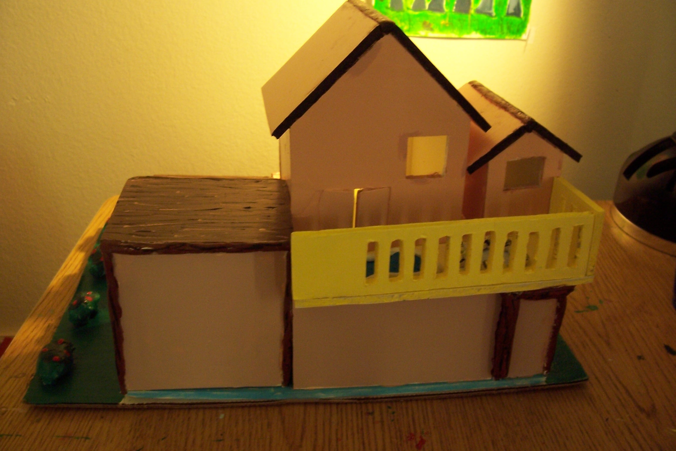 Art school week 16 the fat lady singeth raven 39 s fine art for Design your dream home in 3d