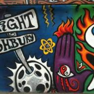 Inspirational picture of Haight and Ashbury. Can't wait to see it in person.