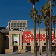 San Jose Museum of Art. I love me some museums...
