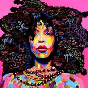 by Noe Two, a Parisian artist