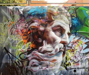 by Pichi & Avo, Spanish artists